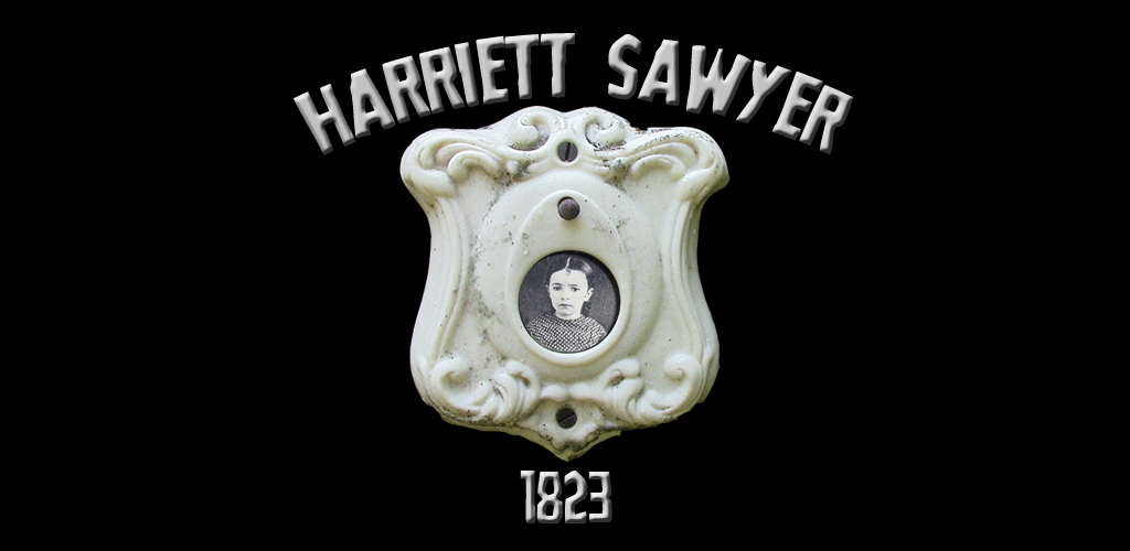 Harriett Sawyer 1823 mobile game by J.E.Moores